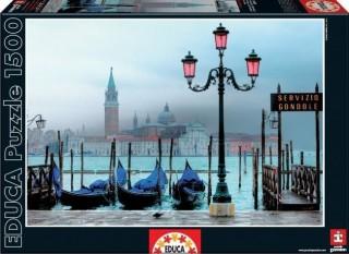 Пазл Венеция в сумерках Educa