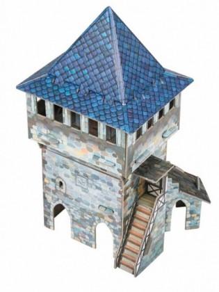 Верхняя башня Умная бумага