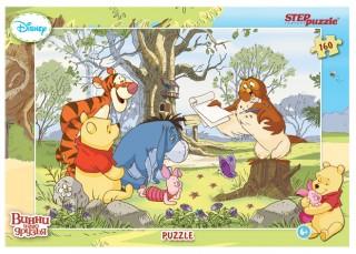 Пазл Винни и его друзья 160 элементов Step Puzzle