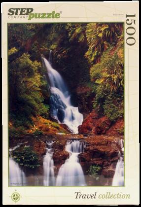 Пазл Водопад 1500 элементов Step Puzzle
