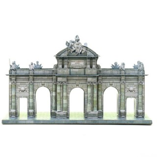 Ворота Алькала Умная бумага