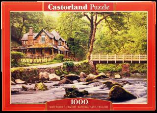 Пазл Нац парк Англия 1000 элементов Castorland