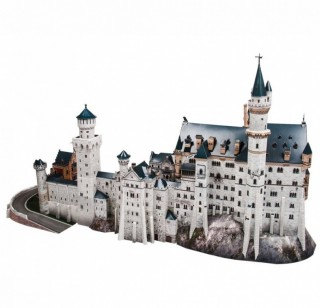 Замок Нойшванштайн Умная бумага