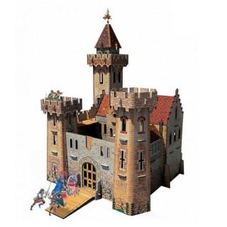 Рыцарский замок Умная бумага